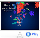 0000011254 Animated PowerPoint Template