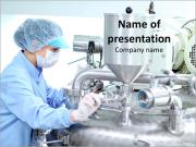 Pharmaceutical Industry PowerPoint演示模板