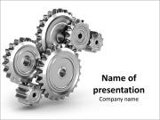 Sound Mechanism Sjablonen PowerPoint presentaties