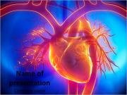 Heart Pulse PowerPoint šablony