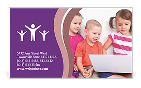 0000011555 Business Card Template