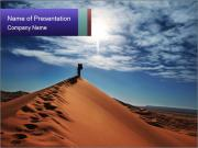 Beautiful Dune PowerPoint Templates