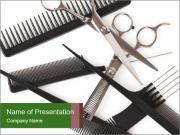 Hair Instruments Modèles des présentations  PowerPoint