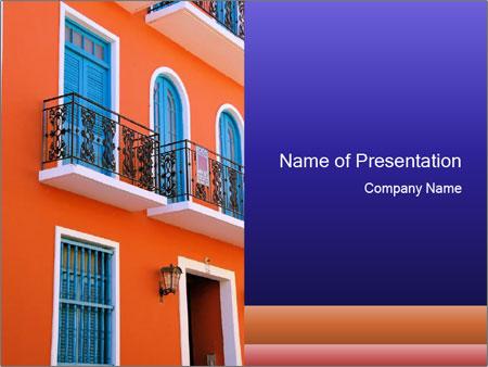 puerto rico powerpoint template smiletemplates com
