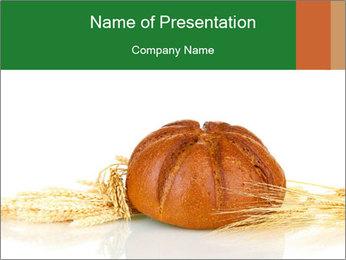 Loaf of Bread Modèles des présentations  PowerPoint