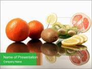Nutrition powerpoint template smiletemplates nutrition fruit powerpoint templates toneelgroepblik Images