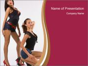 Modeling Agency PowerPoint Templates