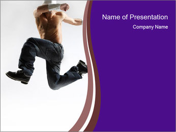 Hip Hop Photo Session PowerPoint Template