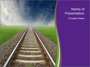 New Railway PowerPoint Templates