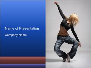 Hiphop Studio PowerPoint Template