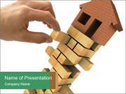 Build House PowerPoint Templates