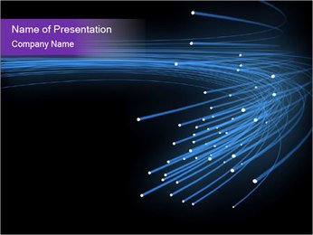 3D Optical Effects PowerPoint Template
