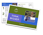 0000012834 Postcard Template