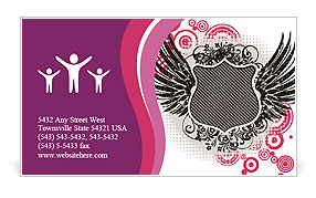 0000012881 Business Card Template