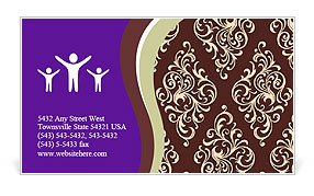 0000012895 Business Card Template