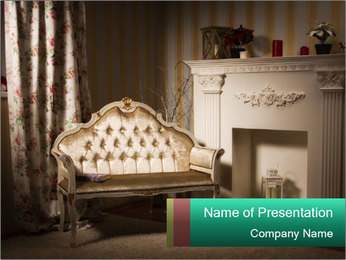 Royal Apartment PowerPoint Template