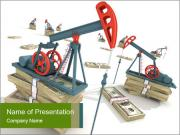 Invest into Oil Industry PowerPoint演示模板