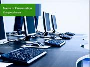 Comfortable Office PowerPoint Templates