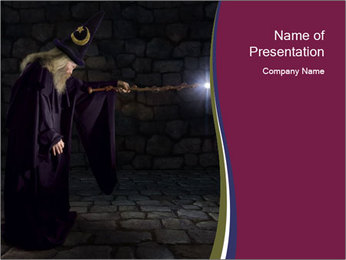 Lord of Rings PowerPoint Template