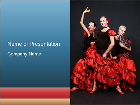 spanish powerpoint template smiletemplates com