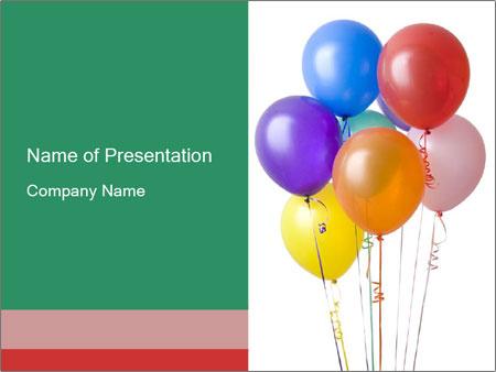 Anniversary - PowerPoint Template - SmileTemplates.com