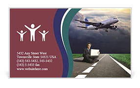 0000014186 Business Card Template