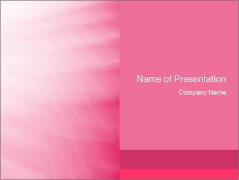 Pink Light PowerPoint Template