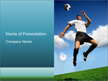 Football Match PowerPoint Template