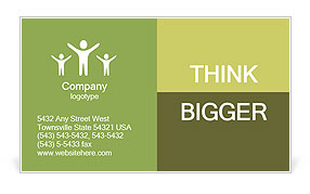 0000014325 Business Card Template