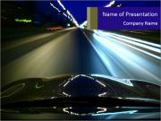 Journey powerpoint template smiletemplates night journey powerpoint templates toneelgroepblik Choice Image
