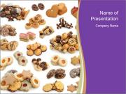 Delicious Cookies PowerPoint Templates