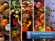 Pumpkin Season PowerPoint Templates