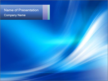 Blue Composition PowerPoint Template