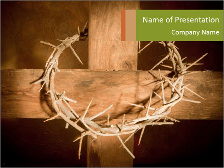 Jesus Christ Powerpoint Template Backgrounds Google Slides Id