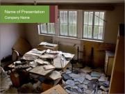 Chaotic Office PowerPoint Templates