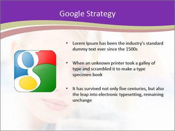 Lab Assistant Modèles des présentations  PowerPoint - Diapositives 10