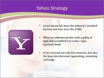 Lab Assistant Modèles des présentations  PowerPoint - Diapositives 11