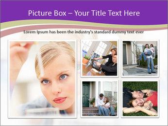 Lab Assistant Modèles des présentations  PowerPoint - Diapositives 19