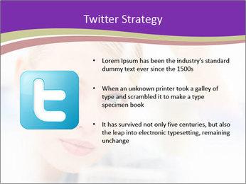 Lab Assistant Modèles des présentations  PowerPoint - Diapositives 9