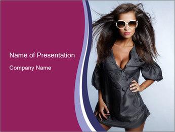 Photo Model Studio Shooting PowerPoint Template