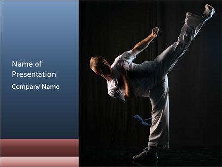 Flexibility in martial arts powerpoint template backgrounds id flexibility in martial arts powerpoint templates toneelgroepblik Choice Image
