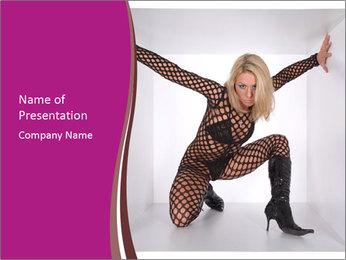 Strip Show PowerPoint Template