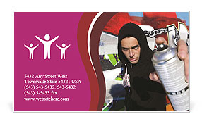 0000015998 Business Card Template