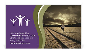 0000016085 Business Card Template
