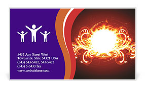 0000016212 Business Card Template