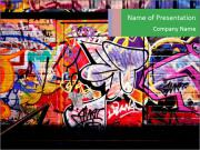 Graffiti Culture Modèles des présentations  PowerPoint