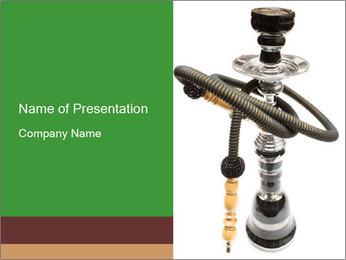Turkish Hookah Modèles des présentations  PowerPoint