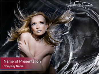 Fairy Photo Shooting PowerPoint Template