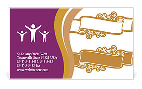 0000016558 Business Card Template