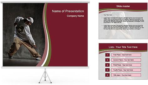 Шаблоны для презентаций одежда powerpoint